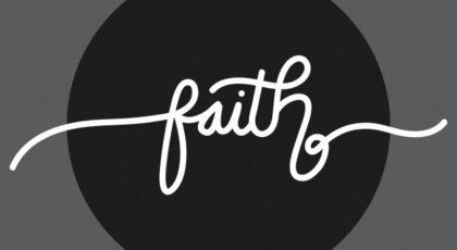 One Little Word for 2020 – Faith!