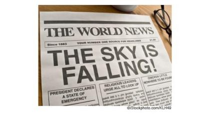 What Do You Do When the Sky is Falling?